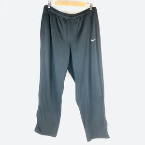 Nike Dry Fit Black Sweatpants L